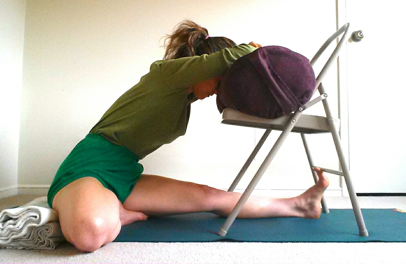 How To Practice Yoga On Your Period Practice Cynthia Bates Yoga