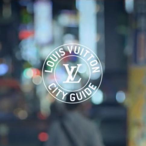 Louis Vuitton City Guides Director Romain Chassaing