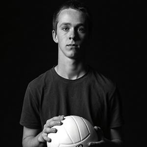 Hero Magazine Volleyball Story by Hedi Slimane