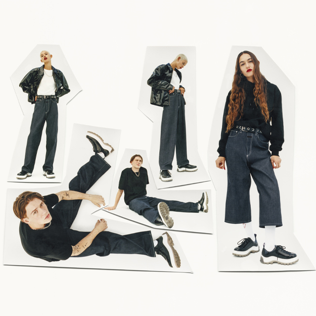 HM x EYTYS Collaboration by Oliver Hadlee Pearch