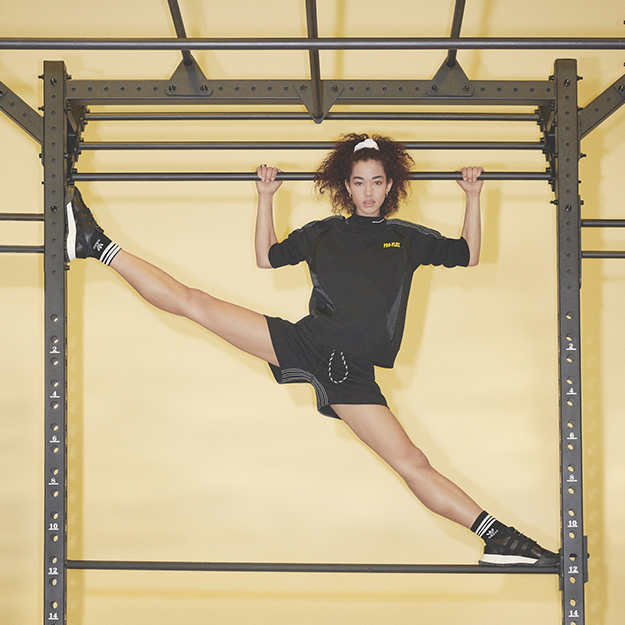 Adidas x Alexander Wang Campaign by Johnny Dufort