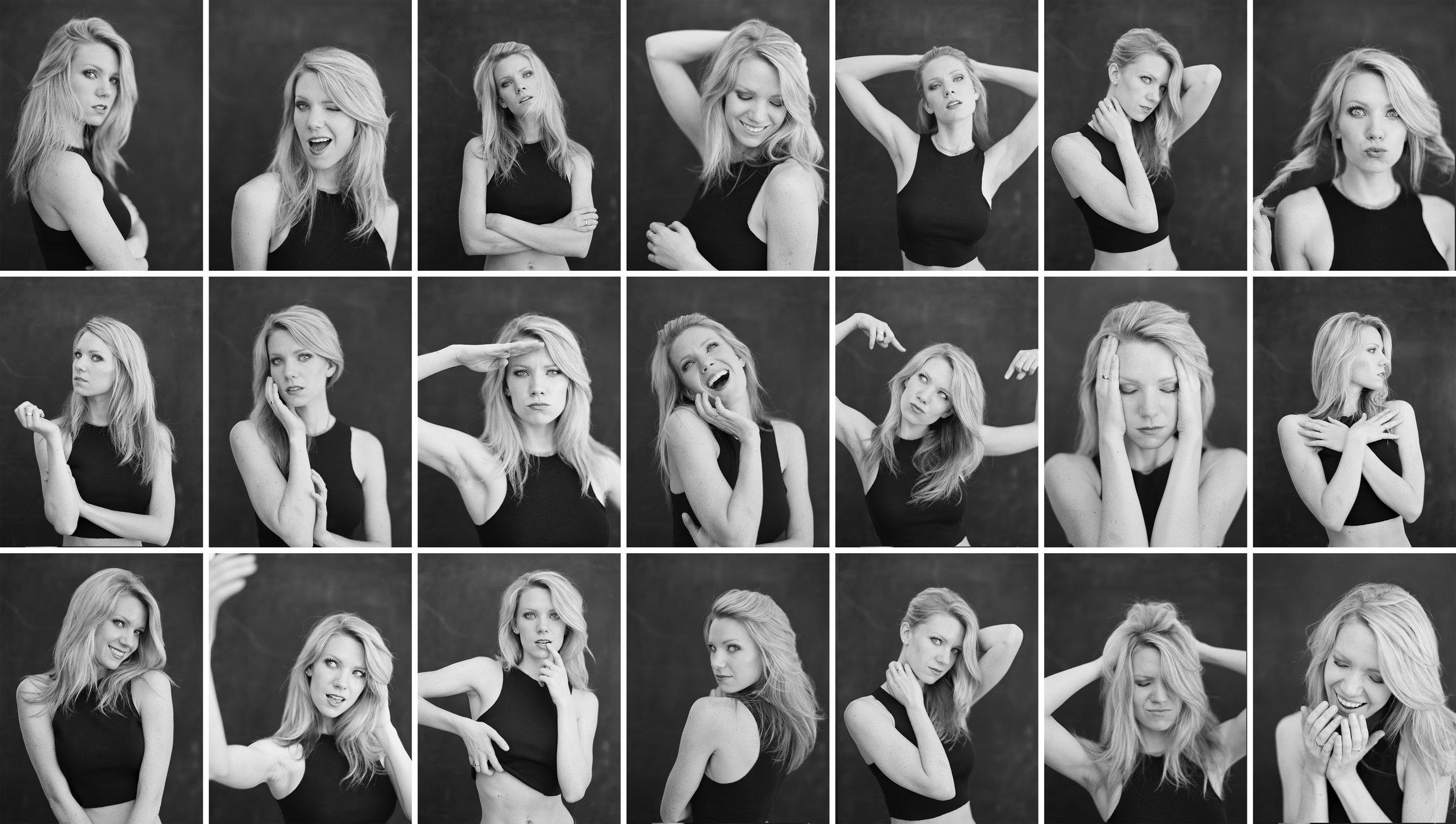black and white film photography portraits san francisco