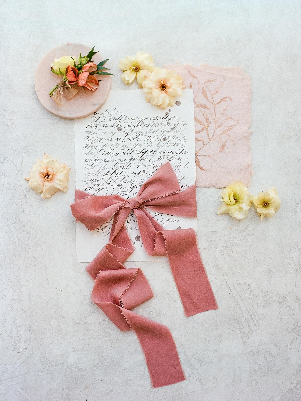 Wedding Stationary from San Francisco