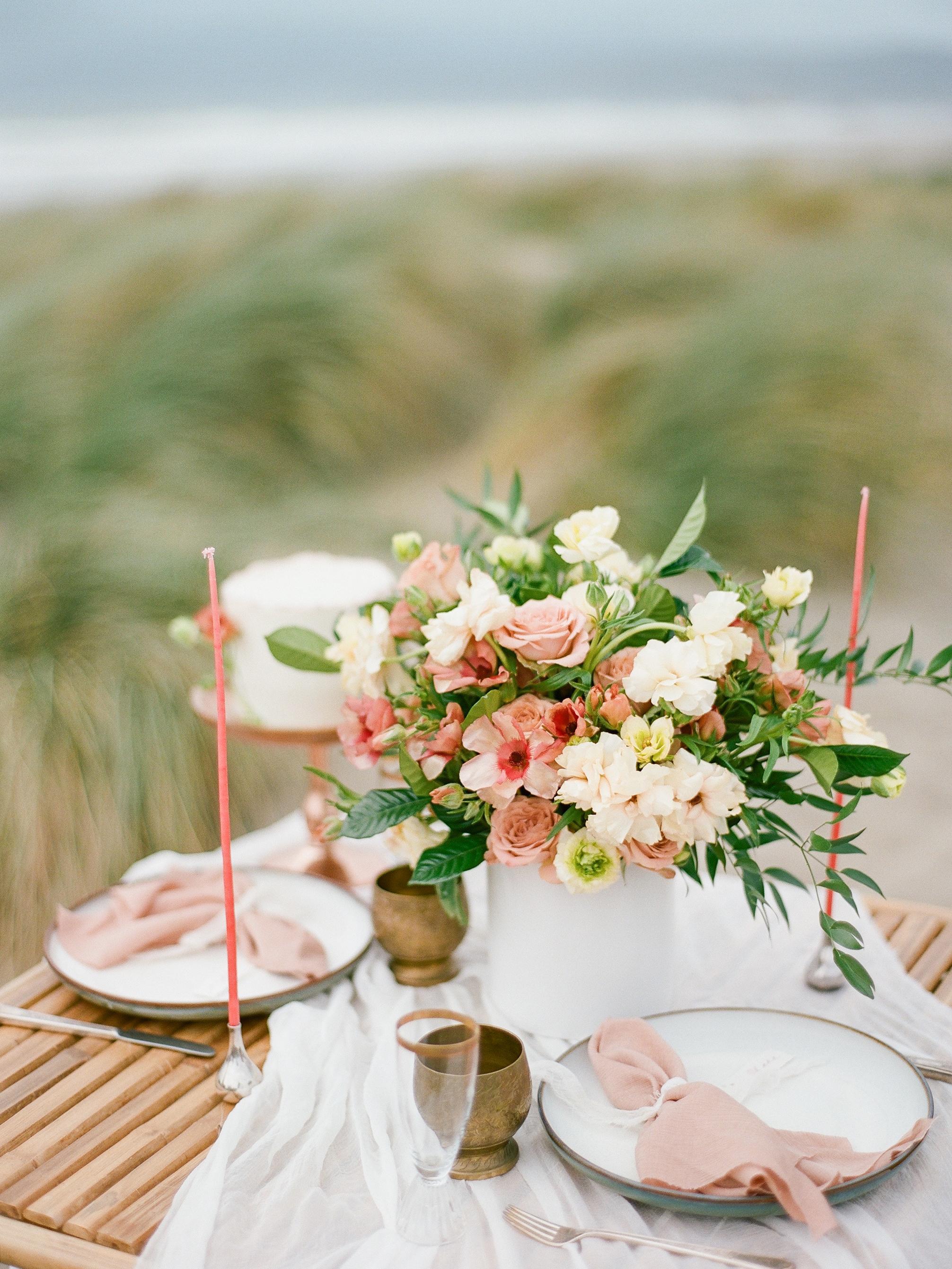 Muave wedding decor ideas