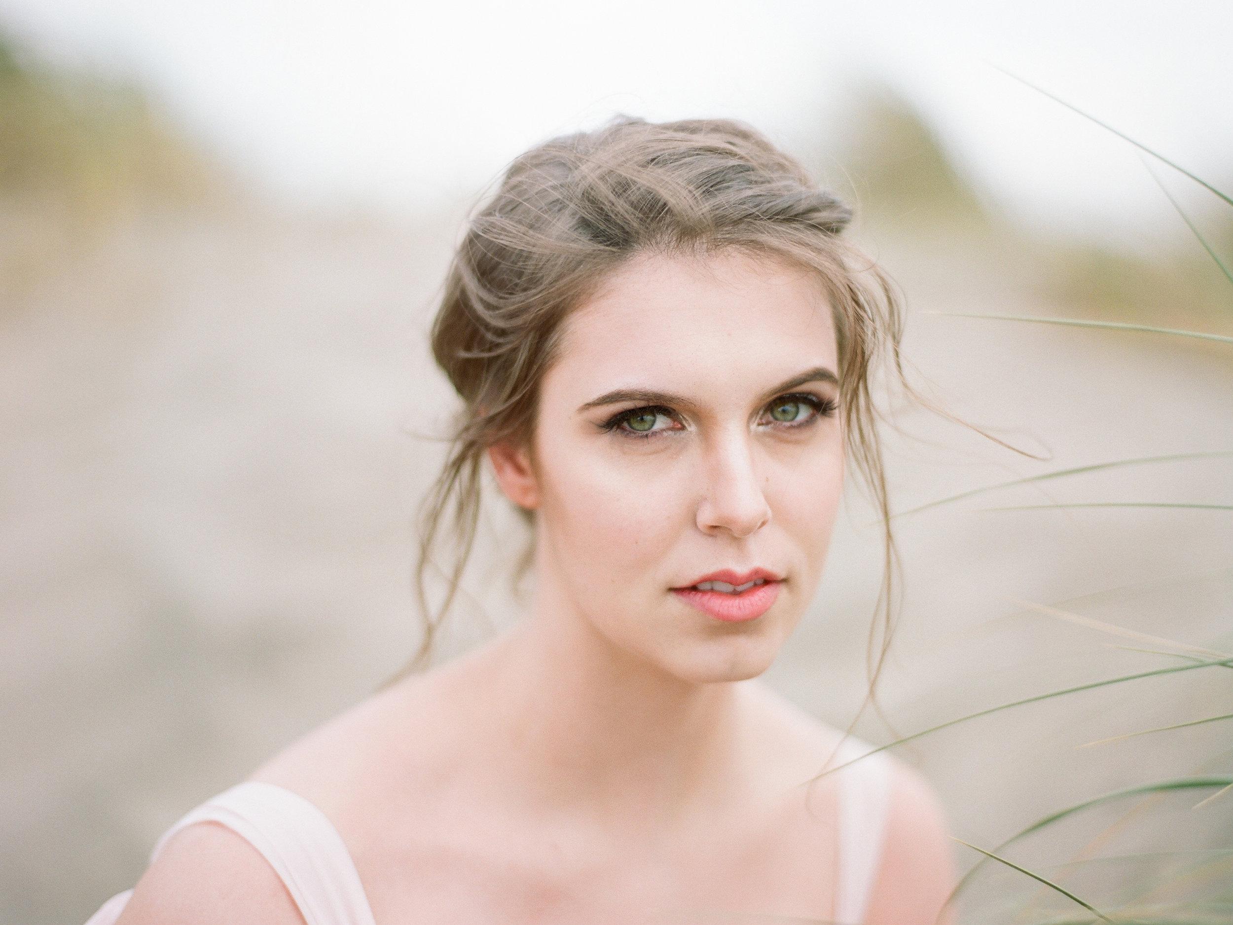 Bridal hair and make up ideas
