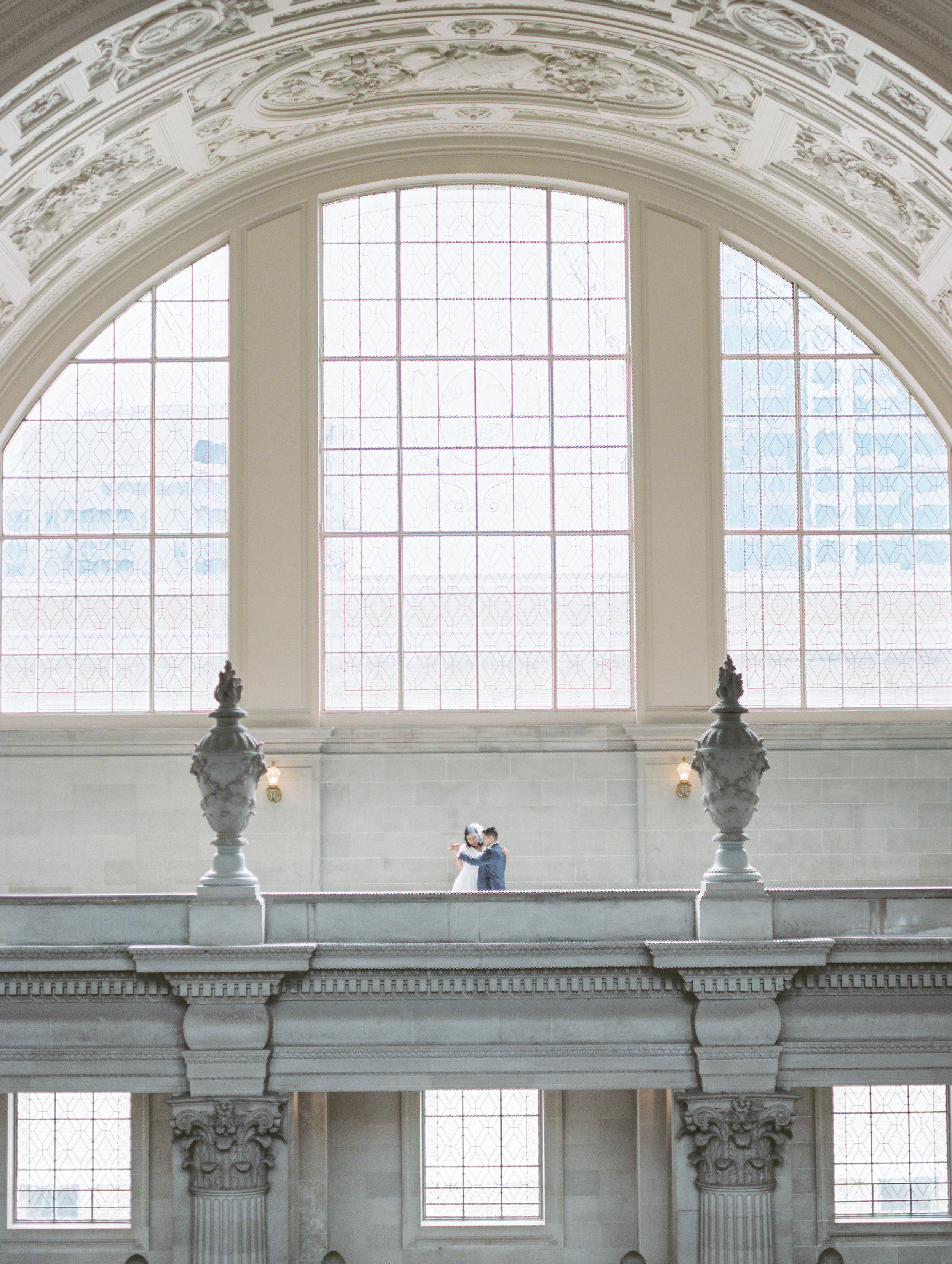 A+M :: San Francisco City Hall   WEDDING