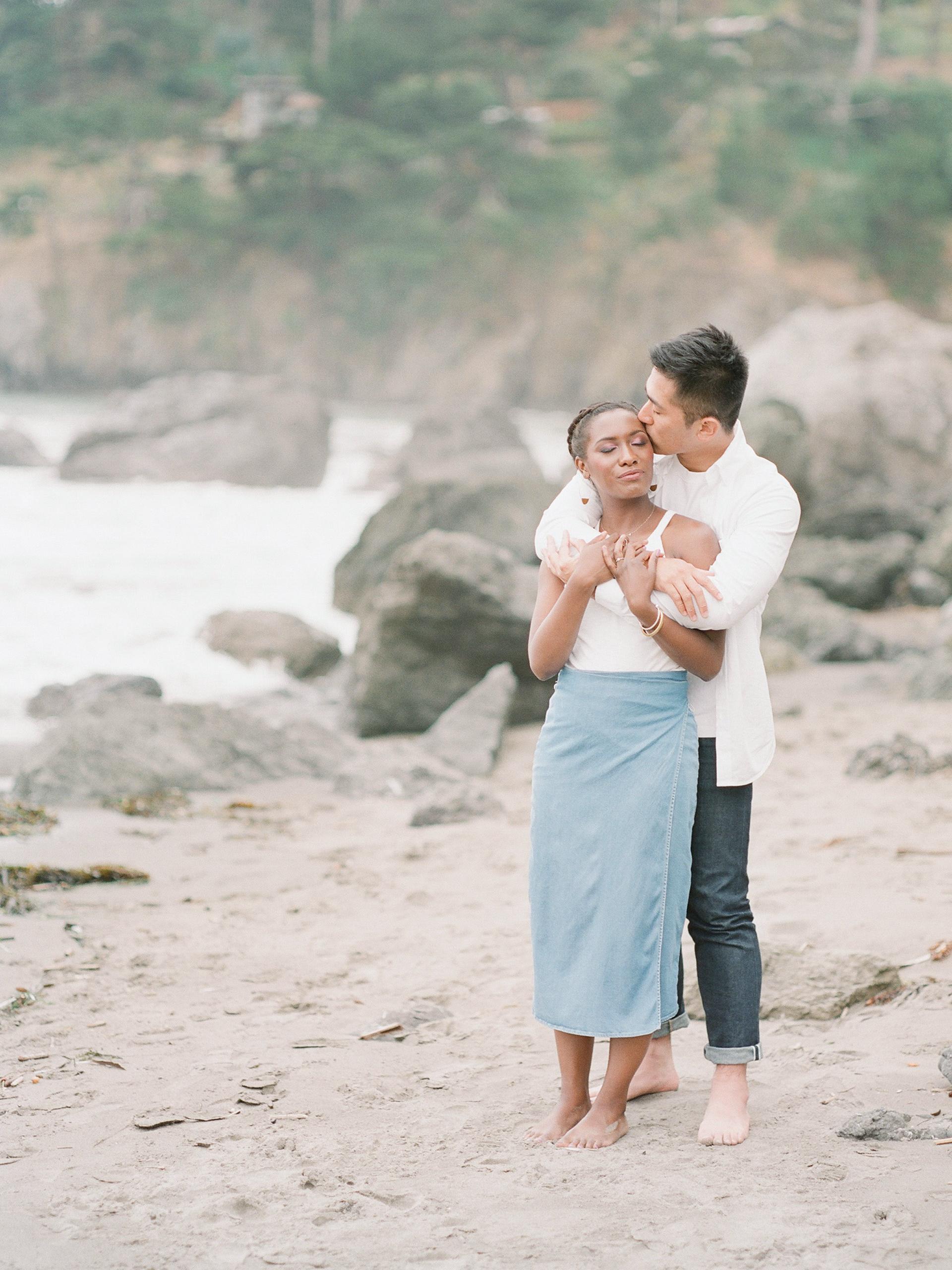 Kaity and Aiki :: Marin, California   PORTRAIT