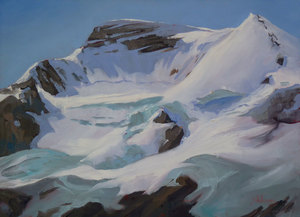 Mt. Athabasca - Columbia Icefields -  www.sharonlynnwilliams.com