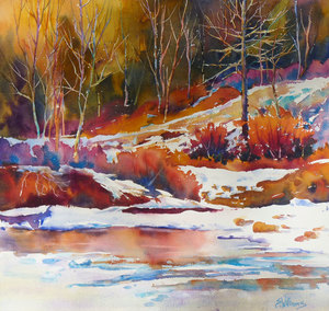 The Colours Of Winter-  www.sharonlynnwilliams.com