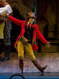 Oliver! (The Artful Dodger) - Berkeley Playhouse, Berkeley, CA