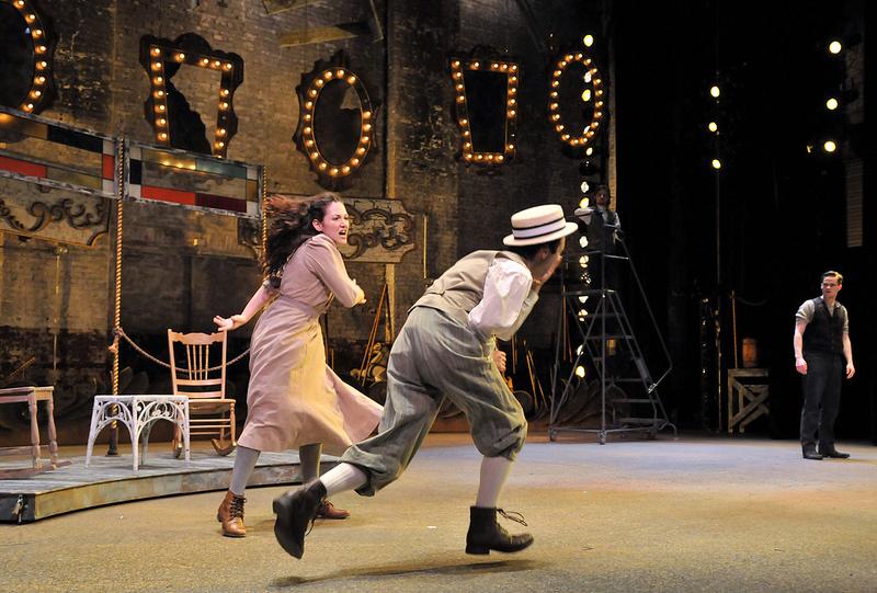 Carousel (Louise Bigelow) - Emerson Stage, Boston, MA
