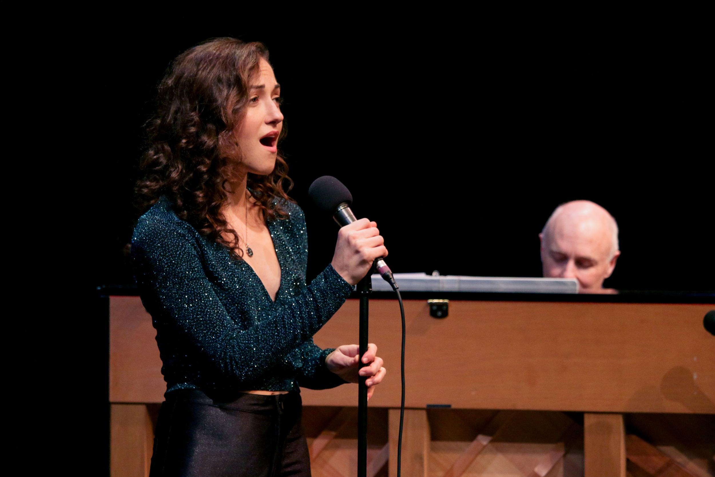 Musical Theatre Senior Pop Cabaret - Emerson College, December 2015