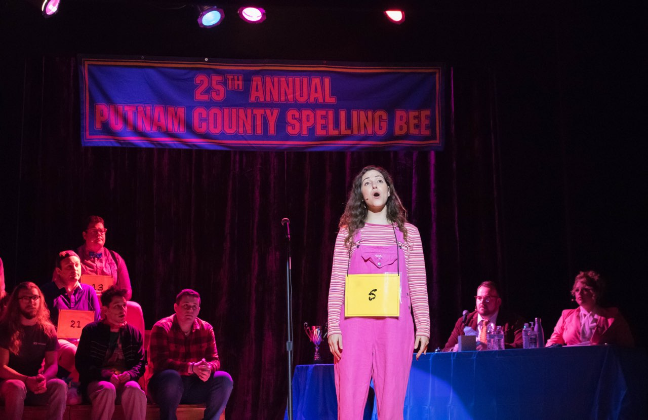 25th Annual Putnam County Spelling Bee (Olive Ostrovsky) - Park Playhouse