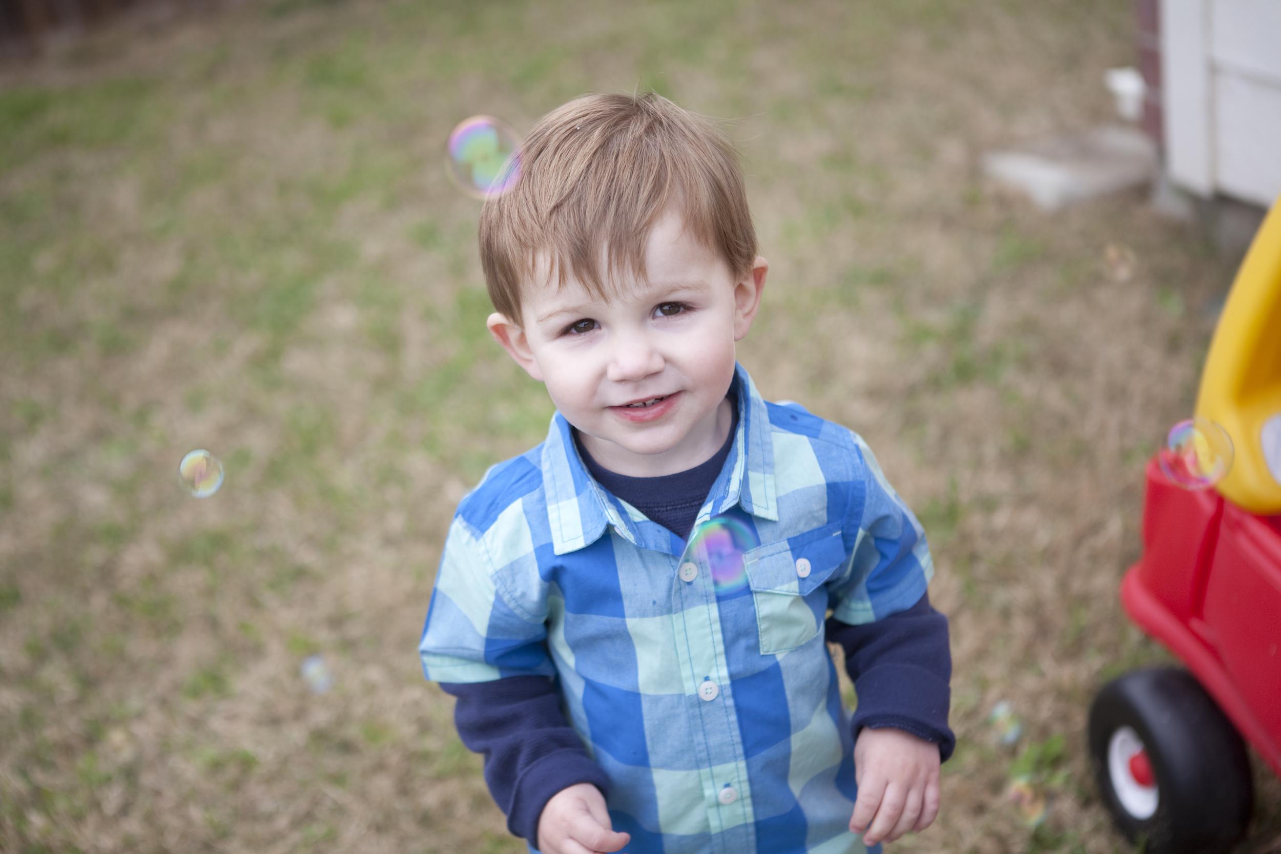 Noah Ryan- 2 years old