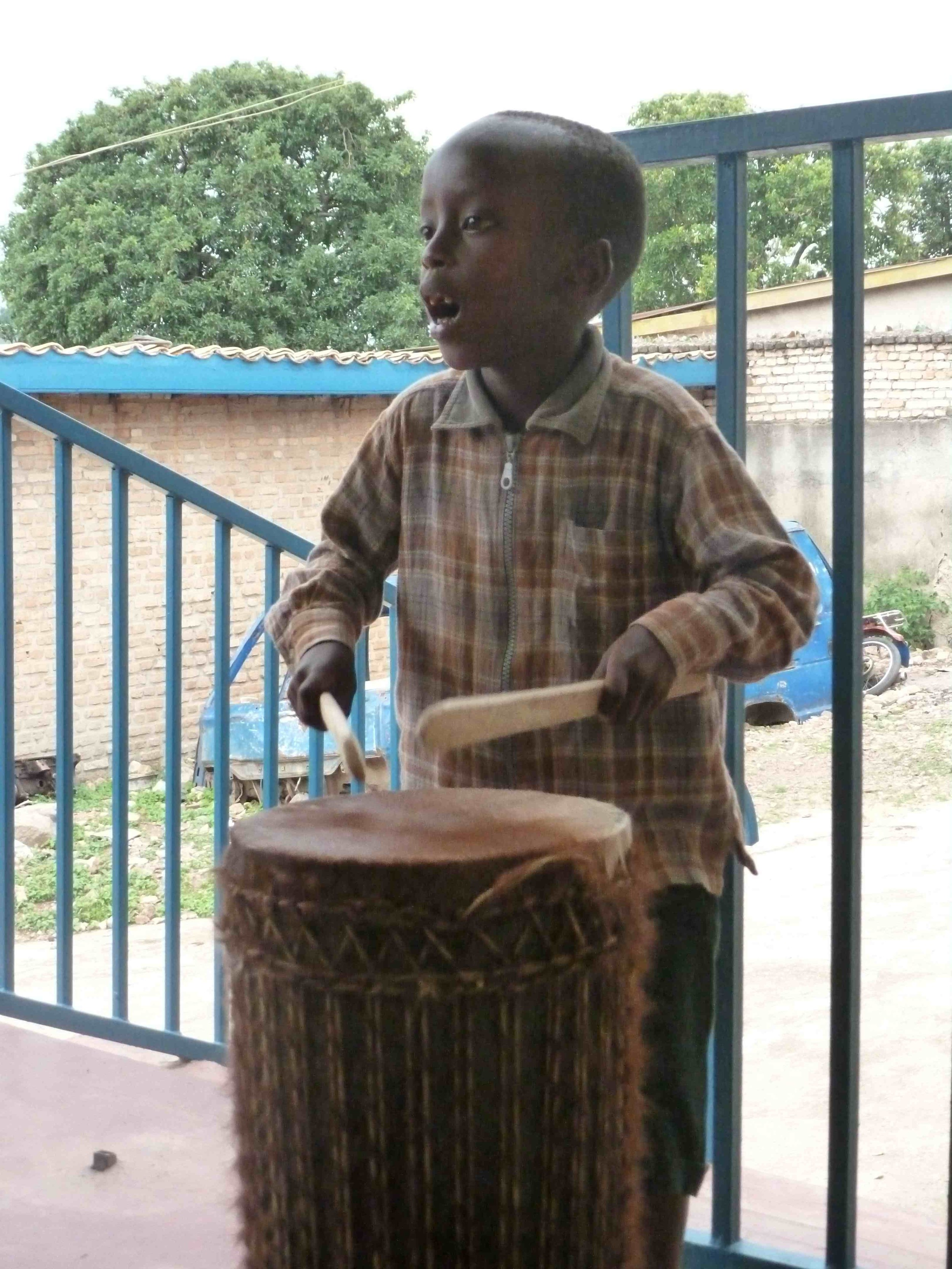 This 4-year-old kept everyone dancing!