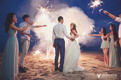 Our Wedding Memory:Follow the Fairy.