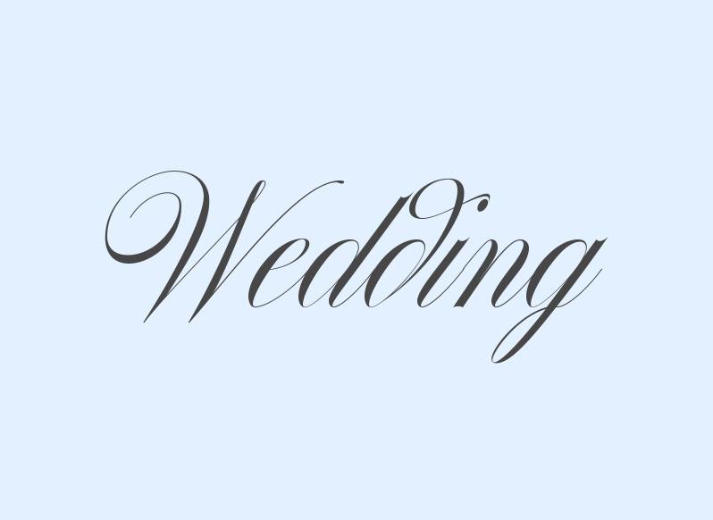 Wedding  (Coming Soon)