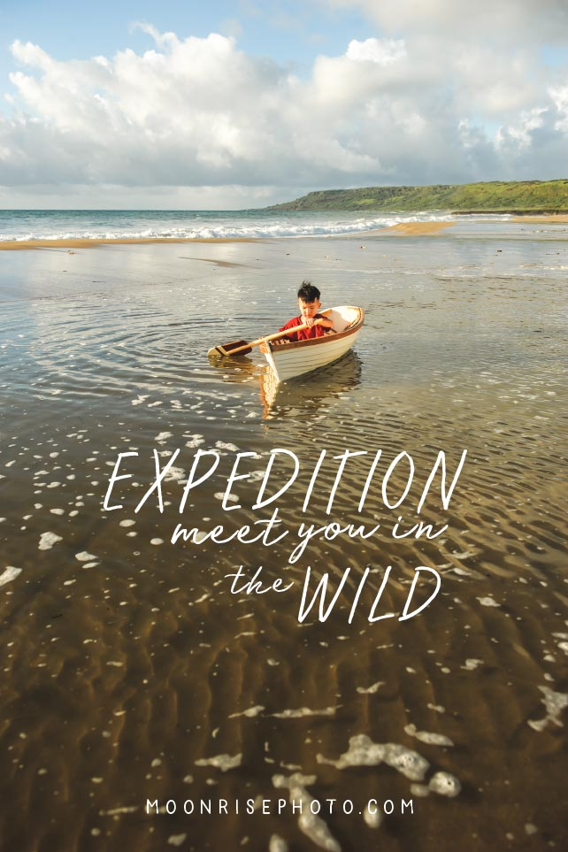 Expedition 小小探險家-海洋遠征篇(五吉哥五春)  Meet you in the wild.