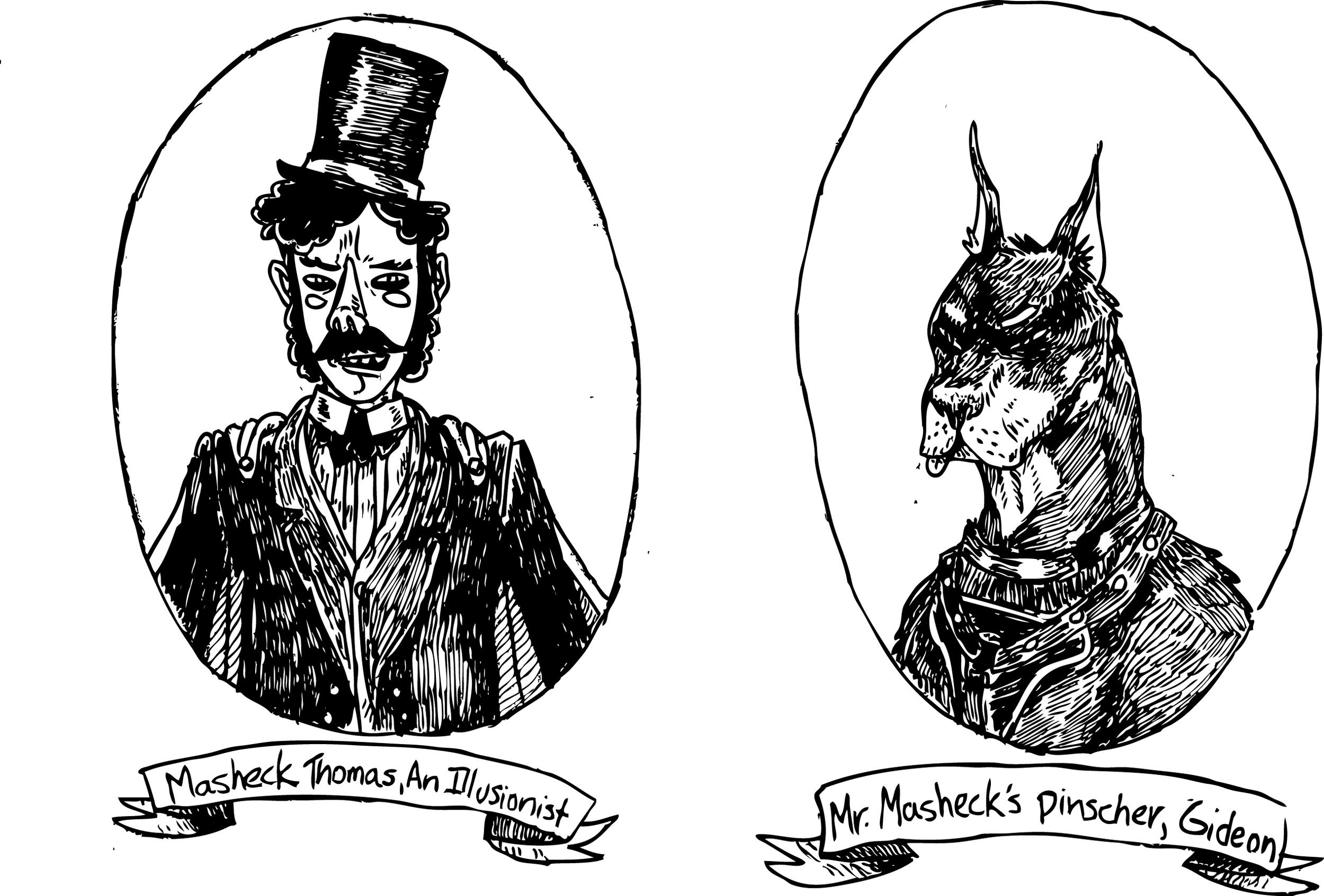 Mascheck the Illusionist