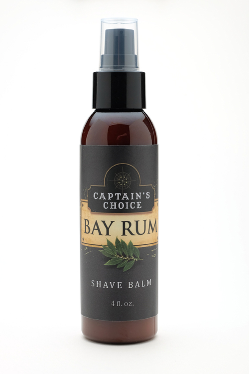 Bay Rum Shave Balm