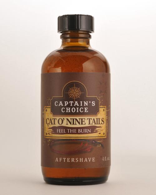 Cat O' Nine Tails Aftershave