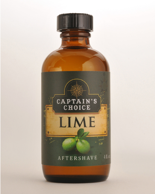 Lime Aftershave