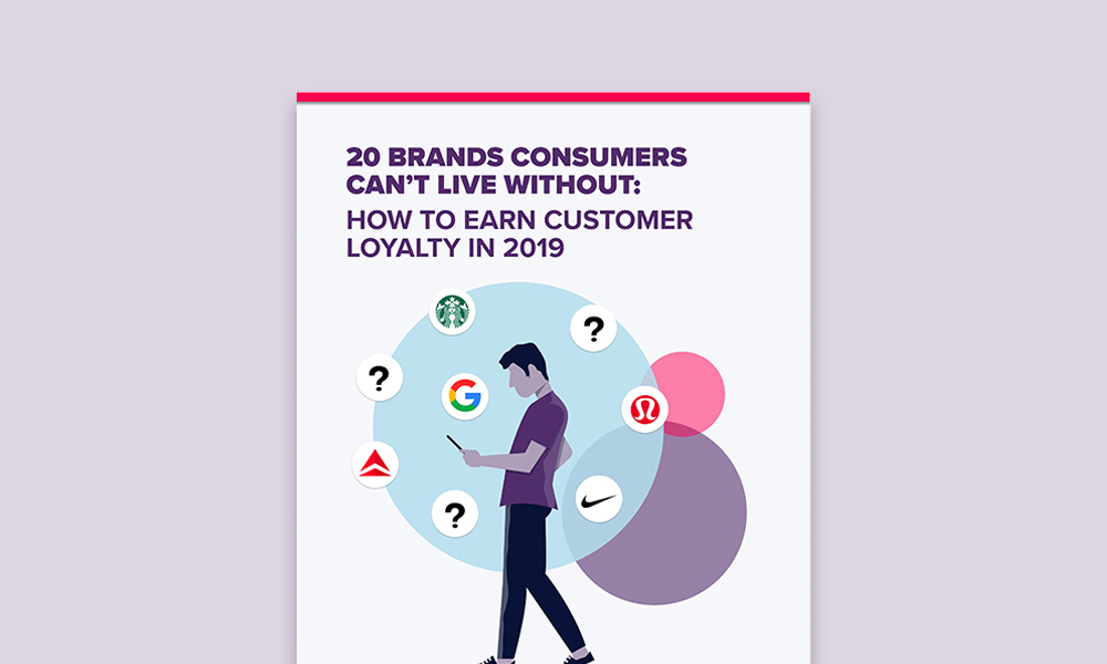 20 Brands Consumers Can't Live Without - E-Book