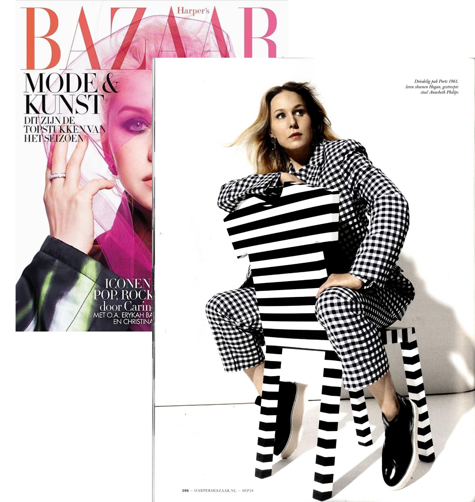 Harpers Bazaar 2018