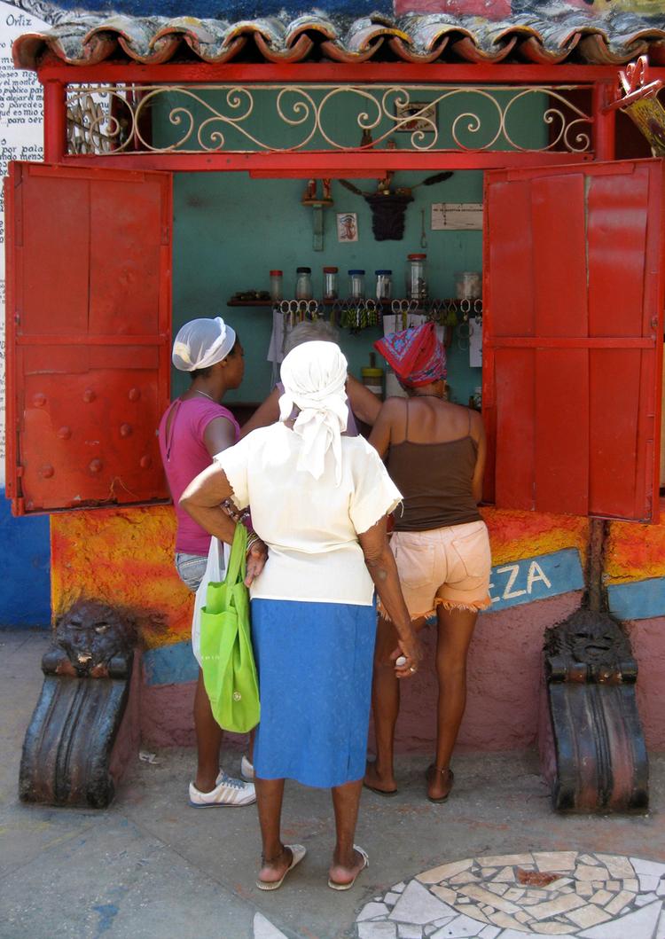 Cuban Moments :: Santeria