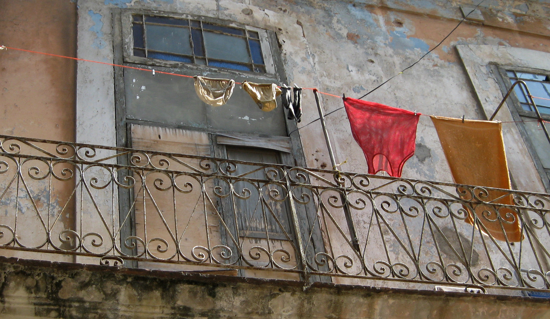 Cuban Moments :: Laundry Line