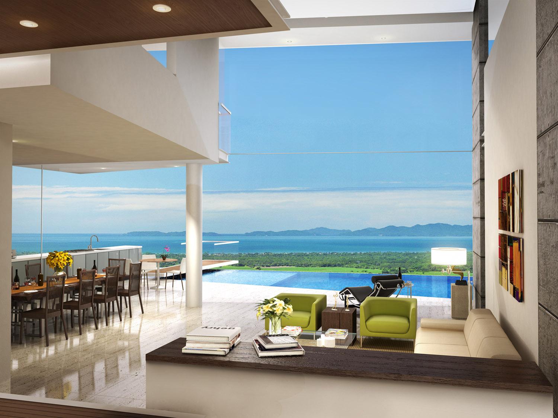 Villa II Living_Final_Ocean Viewa