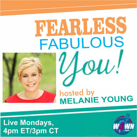 Managing Migraines: Diet & Lifestyle,  Fearless Fabulous You!    hosted by Melanie Young