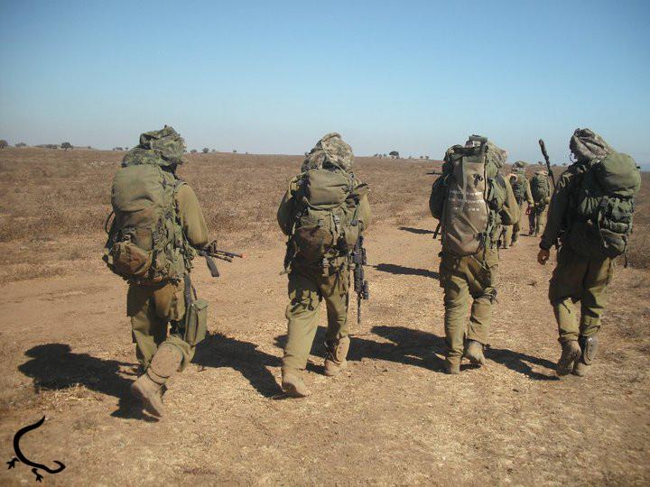 2009, Syria-Israel border.