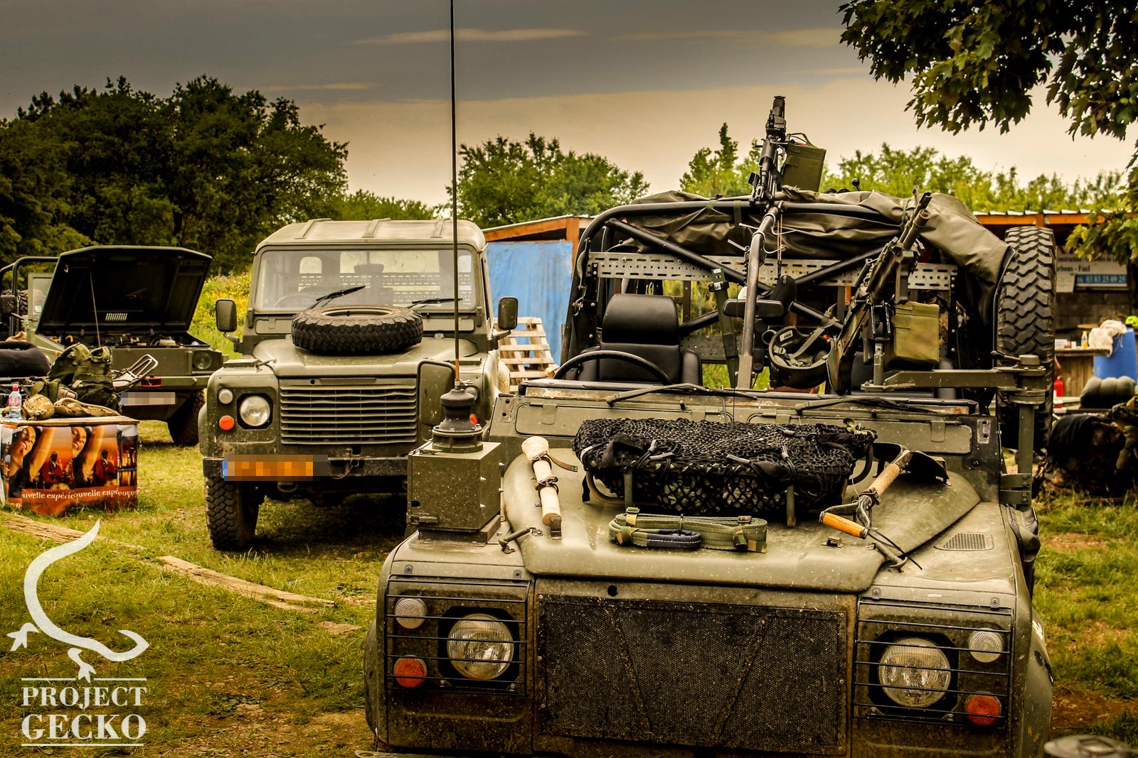 Vehicles training