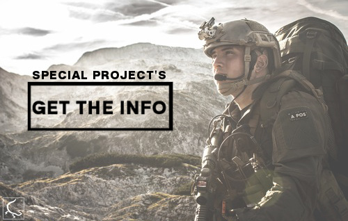 SPECIAL PROJECTS - SOON