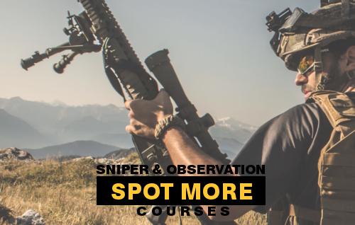 Sniper & Observation courses