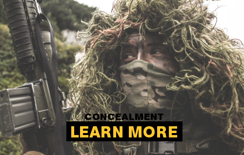 Camouflage & concealment