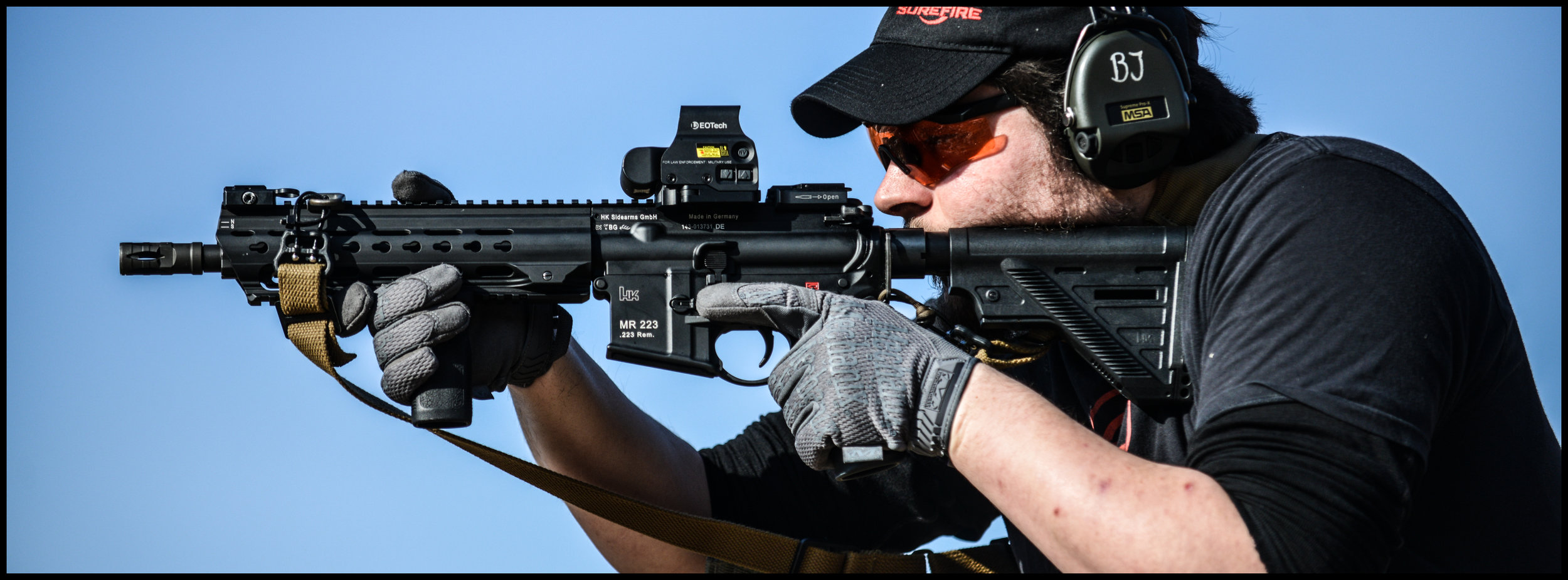 TACTICAL RIFLE - Courses - PDF - Prices
