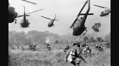 Vietnam Era - The begining of the next level of small unit tactics integration