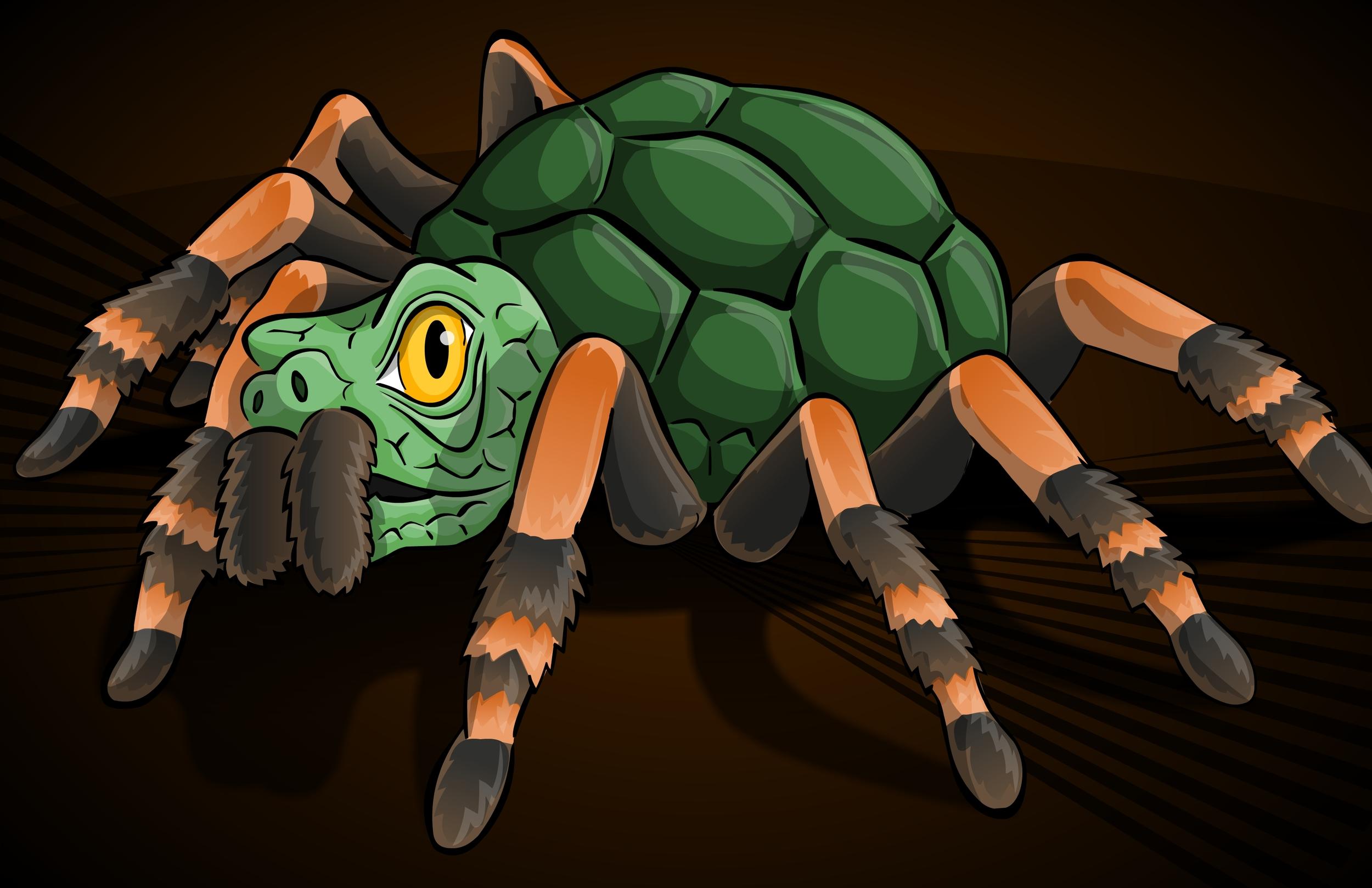 Turtlerantula
