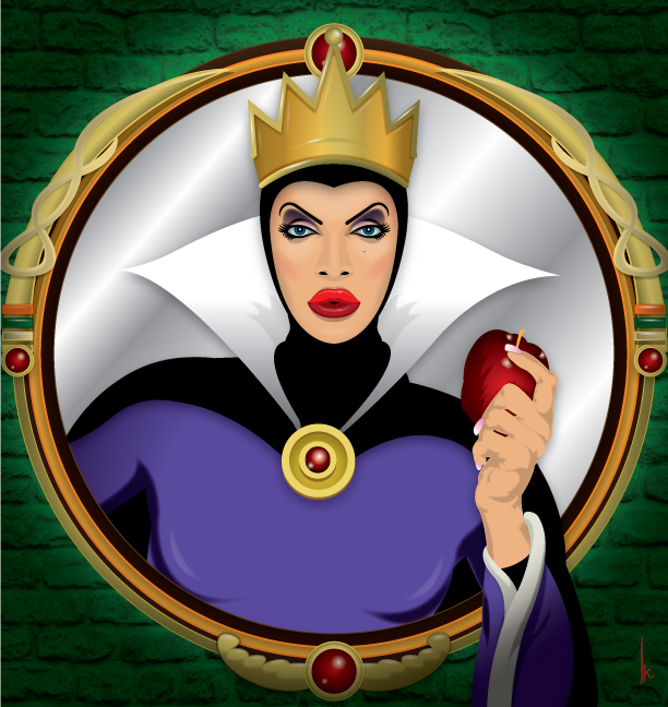 Raven the Wicked Queen