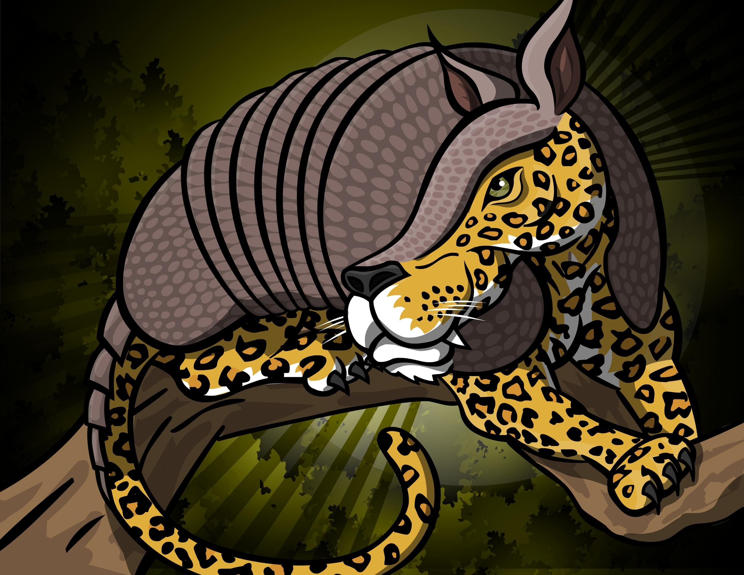 Jaguarmadillo
