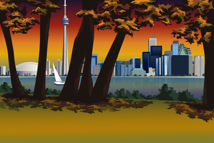 Copy of Toronto in Fall