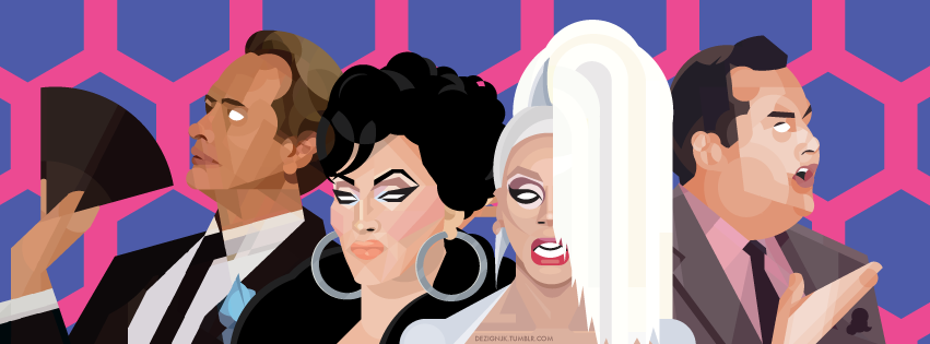 Don't Fvck it Up - The judges of RuPaul's Drag Race Season 7