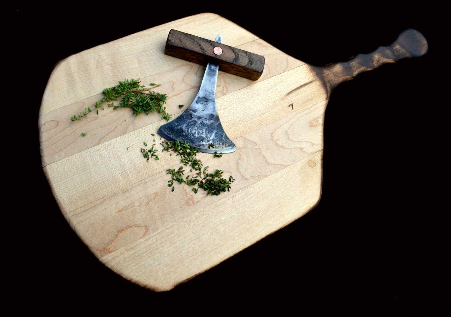 some make great kitchen knives or herb choppers