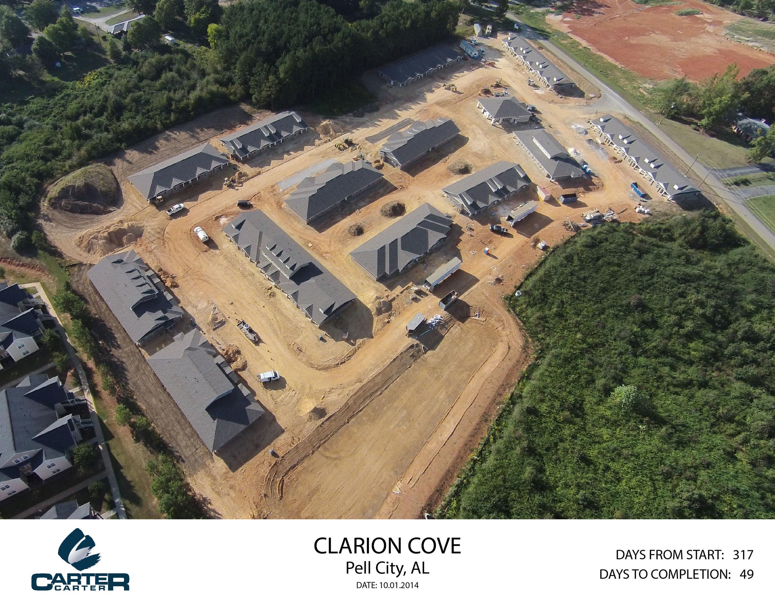 Clarion Cove (in Progress)