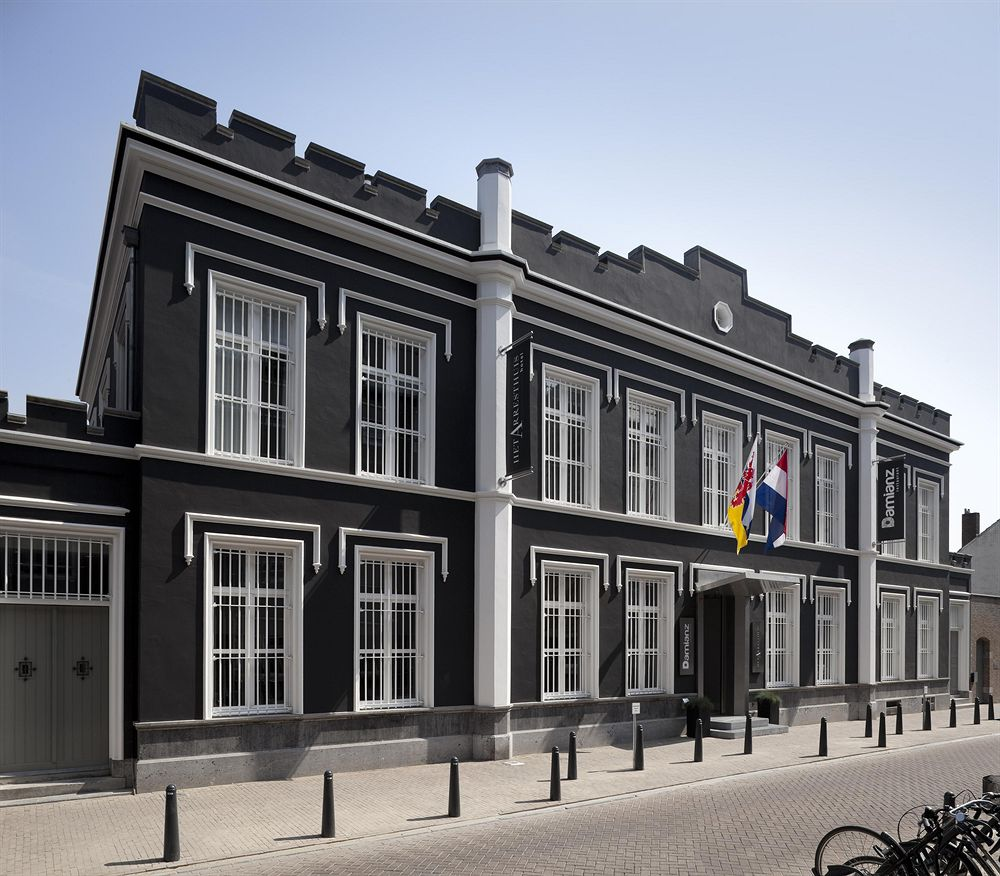Hotel Het Arresthuis is located in the Dutch city of Roermond, about 100 miles south of Amsterdam.