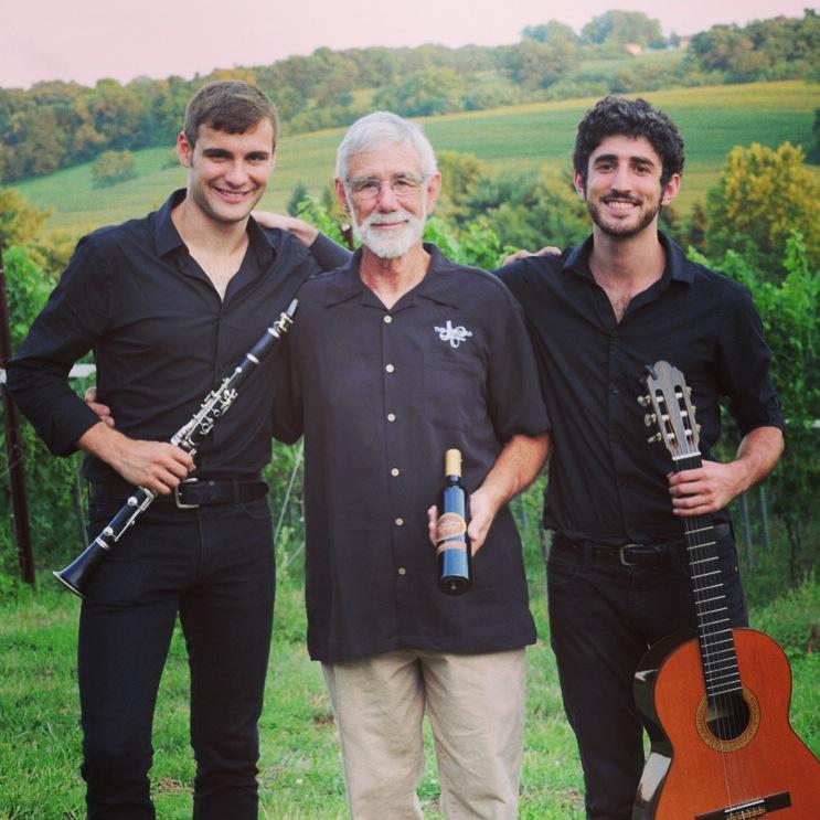 Music and Wine Pairing