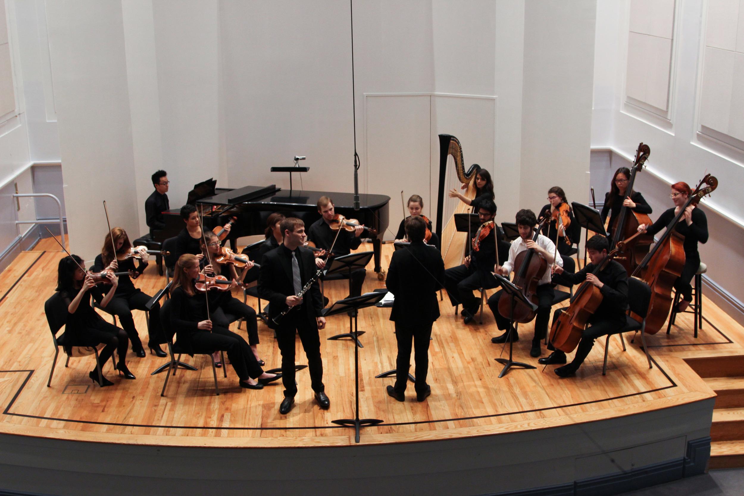 Copland Concerto