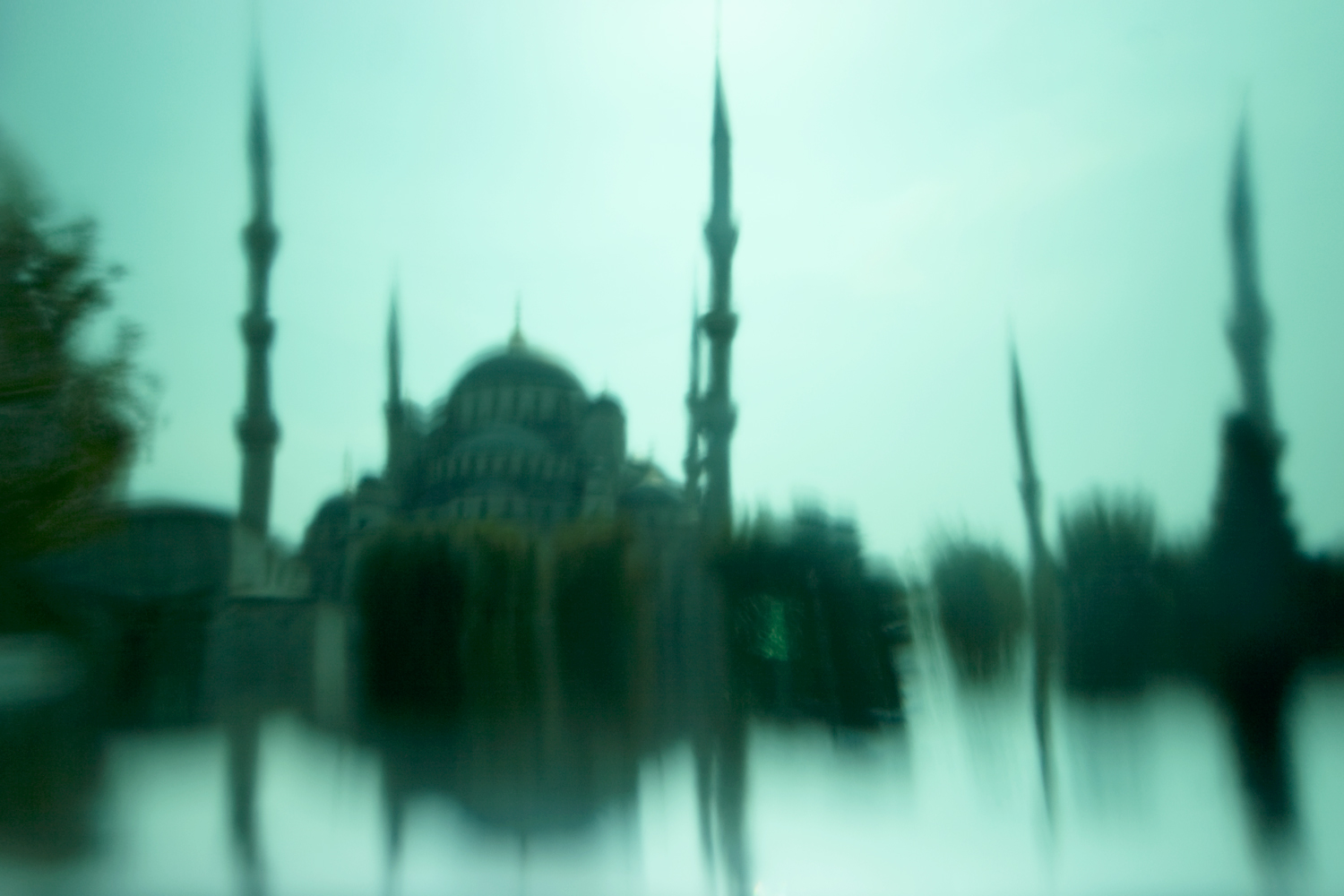 Blue Mosque - Istanbul, TR